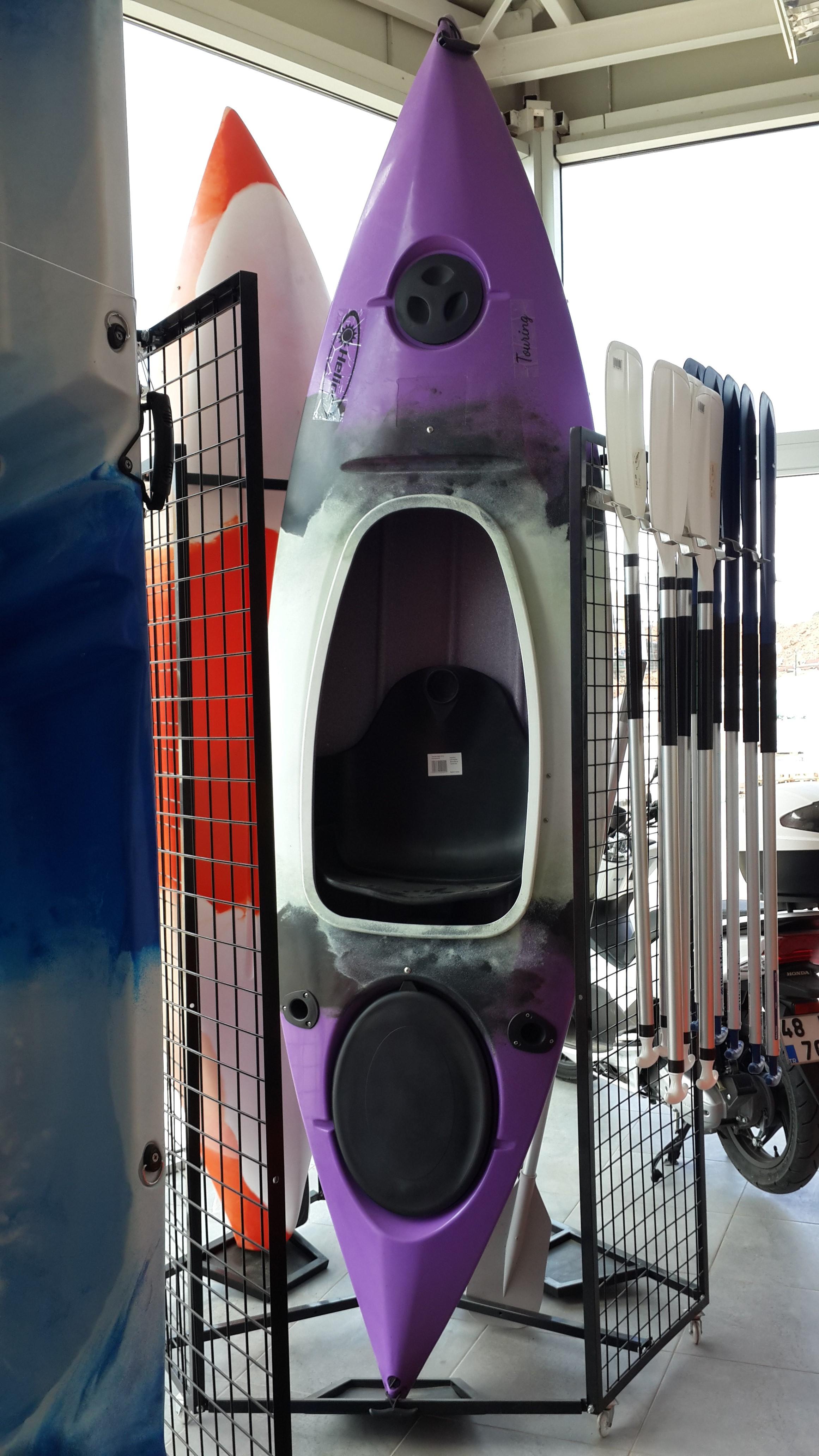 Kano Touring Sit In 1 Kisi 290cm Morsiyah Full Aksesuar
